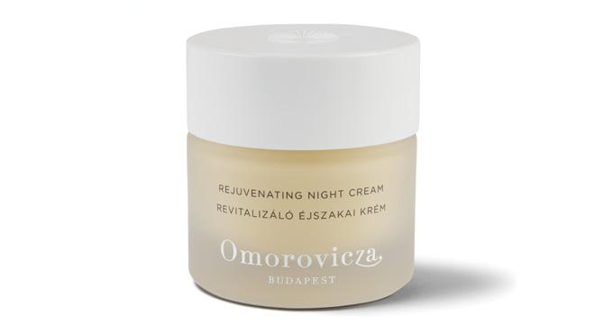 Rejuvenating Night Cream de Omorovicza crema de noche para pieles maduras