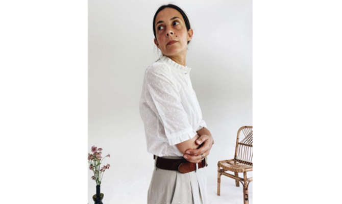Camisa de Michela Meni Studio