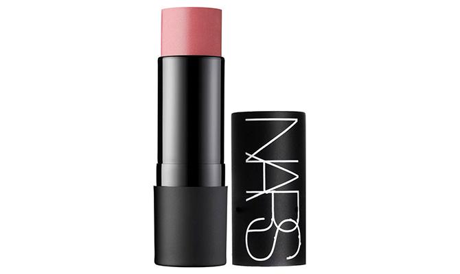 """""""The Multiple"""" NARS colorete en barra que puede usarse también en ojos y labios"""