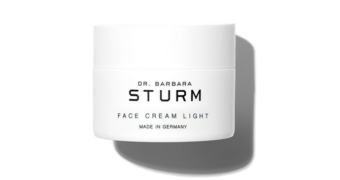 """""""Face Cream Light"""" de Dr. Barbara Sturm crema hidratante ligera"""