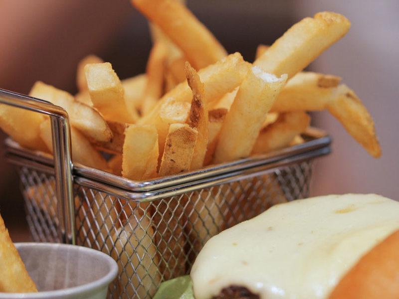 Alimentos fritos que deprimen
