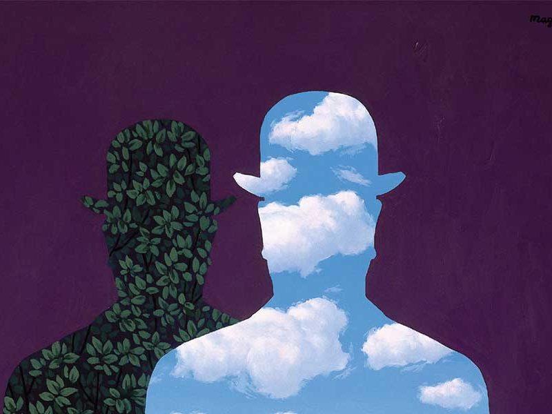 obra de Magritte