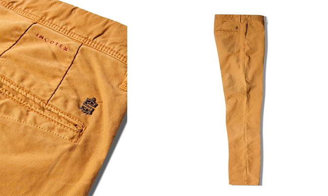 Pantalón hombre Incotex