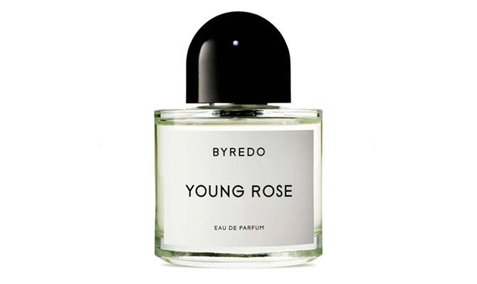 """Young Rose"" de Byredo exquisito perfume de otoño"