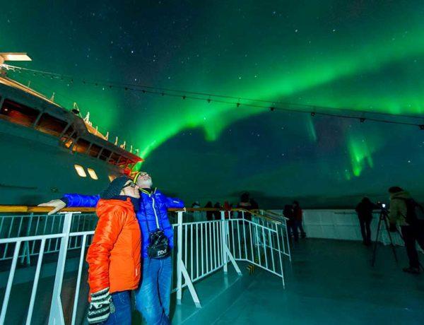 crucero Noruega con Bertelsen Hurtigruten